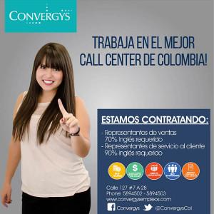 Campaña Publicidad Convergys
