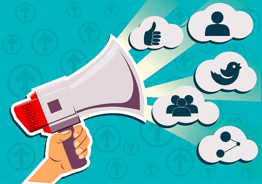 Servicio de Administración de Blogs