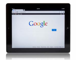 Primera página de Google