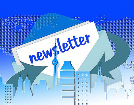 5 beneficios de enviar newsletters por email