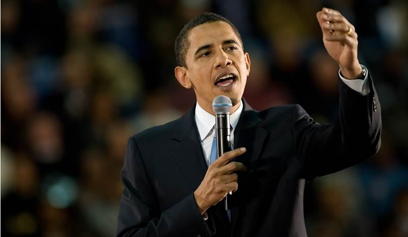 elección de Obama