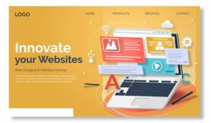 Cómo crear un sitio web de una página