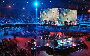 Campeonato de Ligue of Legends en Colombia